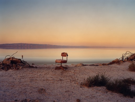 Marcus Doyle Red Chair